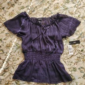 NEW! Purple Blouse